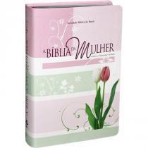 Biblia da mulher, a - novo formato - ntlh - Sociedade biblica do brasil