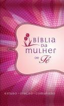 Biblia Da Mulher De Fe - Thomas Nelson - 1