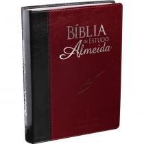 Biblia De Estudo Almeida - Sbb - 1