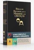 Biblia de recursos para ministerio com criancas - Hagnos