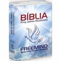 Biblia King James Atualizada - Capa Dura - Abba Press - 1