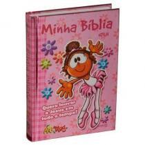 Biblia Nthl Meg - Rosa - Mig E Meg - 1