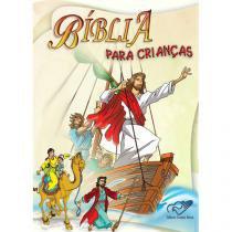 Biblia para Criancas - Editora Cancao Nova - Canção nova