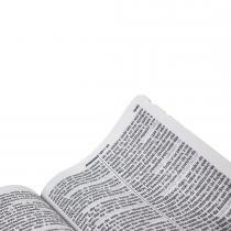 Bíblia Sagrada  ARC  Letra Grande  Com Zíper - Editora sbb