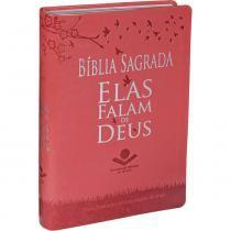 Biblia Sagrada- Elas Falam De Deus - Sbb - 953083