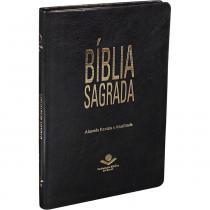 Biblia Sagrada - Preto Nobre - Sbb - 953083