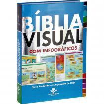 Biblia Visual Com Infograficos - Ntlh - Socied. biblica do brasil(sbb)
