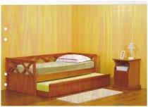 Bicama 1,90 x 1,90 x 82 - Madeira Maciça - Moveis de Gramado - Flávio móveis gramado