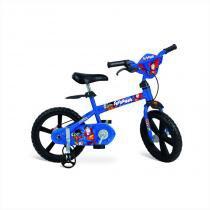 Bicicleta 14 Super Homem - Bandeirante