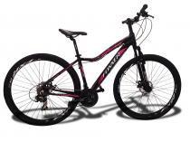 Bicicleta 29 Foxxer Pisa Feminina 21v. F.disco Mecânico -