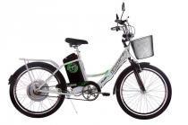 Bicicleta A24 Elétrica Track Bike 350 W Branca - Tk3