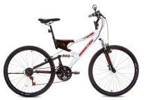 Bicicleta A26 21 Marchas Sting Houston Preta - Comprenet