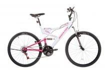 Bicicleta a26 21 marchas vivid houston rosa - Houston