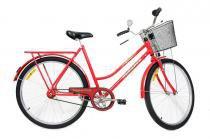Bicicleta a26 tropical monark vermelha - Monark