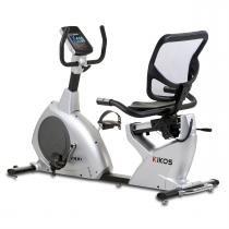Bicicleta Aeróbica Com Sensor Cardíaco Hand Grip Kr91 Kikos -
