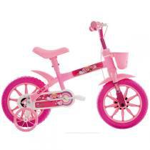 Bicicleta Arco Iris Aro 12 Rosa Track Bikes - Track Bikes