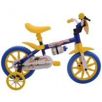 Bicicleta Aro 12 Cairu Fire Man Nathor -