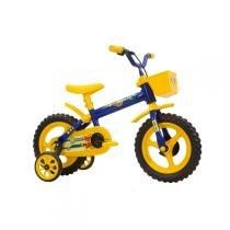 Bicicleta Aro 12 Track  Bikes Arco Íris - Azul - Track  Bikes