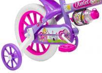 Bicicleta Aro 12 Violet Feminina Nathor - Violeta - Nathor