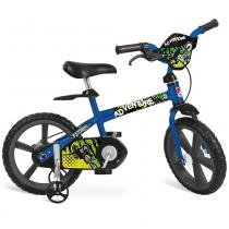 Bicicleta ARO 14 - Boys - Adventure - Bandeirante -