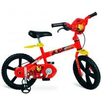 Bicicleta Aro 14 - Iron Man - Bandeirante - Bandeirante
