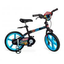Bicicleta Aro 14 Liga da Justiça - Bandeirante - Bandeirante