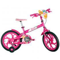 Bicicleta Aro 16 - Barbie - Caloi - Caloi