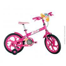 Bicicleta Aro 16 Barbie - Caloi - Caloi