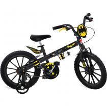 Bicicleta Aro 16 Batman - Bandeirante -