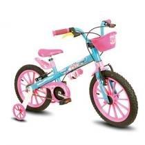 Bicicleta Aro 16 Candy Nathor -