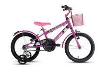 Bicicleta Aro 16 Drika S/M Feminina Stone Bike - Pink - Stone Bike