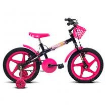 Bicicleta Aro 16 Fofys Pink- Verden - Outras Marcas