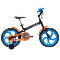 Bicicleta ARO 16 - Hot Wheels - Caloi -
