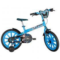 Bicicleta Aro 16 - Max Steel - Caloi -