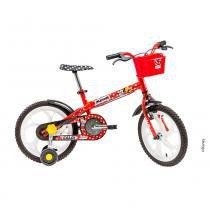 Bicicleta Aro 16 Minnie - Caloi -