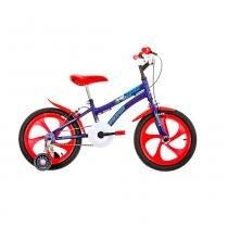 Bicicleta Aro 16 - Nic - Azul - Houston - Houston