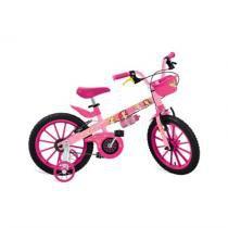 Bicicleta Aro 16 Princesas Disney 2198 Bandeirante -