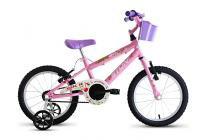 Bicicleta Aro 16 SK II S/M Feminina Stone Bike - Rosa - Stone Bike