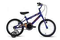 Bicicleta Aro 16 SK II S/M Masculina Stone Bike - Azul - Stone Bike
