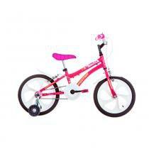 Bicicleta Aro 16 - Tina - Rosa - Houston - Houston