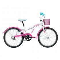 Bicicleta Aro 20 Barbie - Caloi -