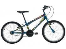 Bicicleta Aro 20 Mountain Bike Polimet 7122 - Freio V-Brake Monomarcha