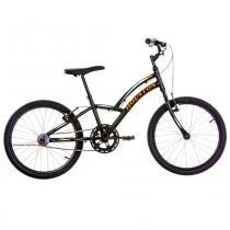 Bicicleta Aro 20 Triton Preta - Houston - Outras marcas