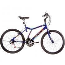 Bicicleta Aro 24 Atlantis Land Azul  - Houston - Azul -