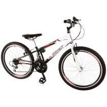 Bicicleta Aro 24 Track  Bikes Axess Freio V-Brake - 18 Marchas