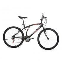 Bicicleta Aro 26 Atlantis Mad Preta AT261Q - Houston - Preta -