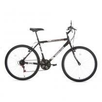 Bicicleta Aro 26 Foxer Hammer Preto - Houston - Preta -