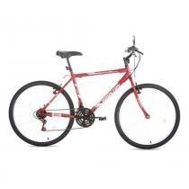 Bicicleta Aro 26 Foxer Hammer Vermelho - Houston -
