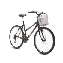 Bicicleta Aro 26 Foxer Maori Preto  - Houston - Preta -