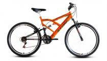Bicicleta Aro 26 Kanguru GT 21V Stone Bike - Laranja - Stone Bike